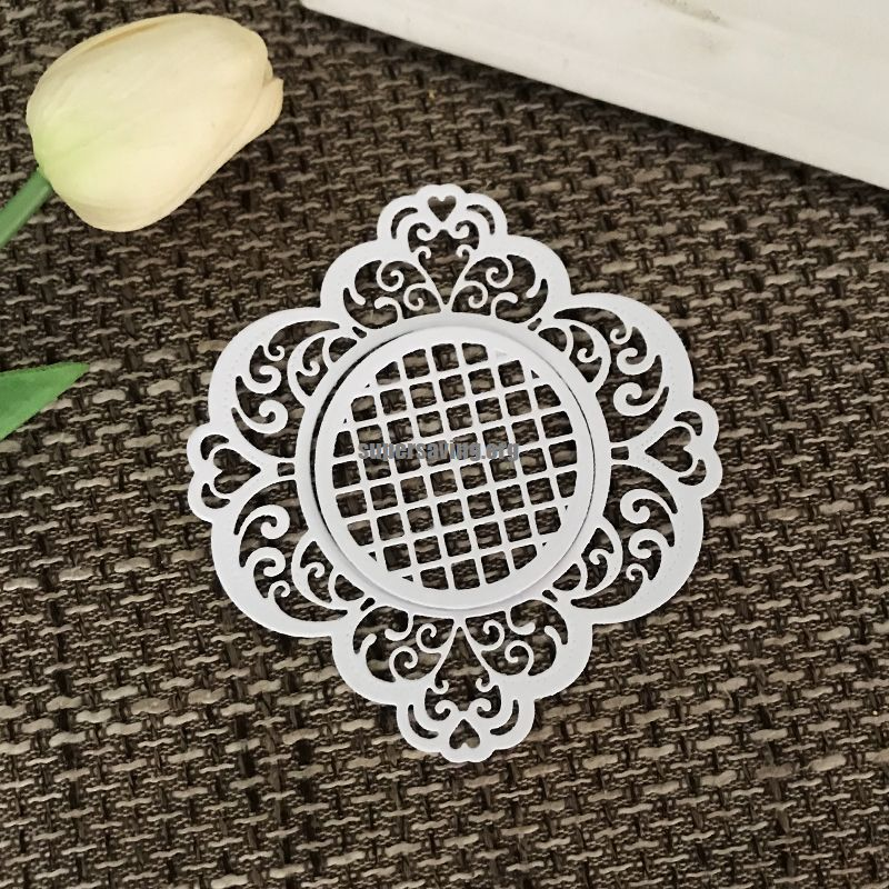 Layering Circle Craft Die Cuts Frame Metal Cutting Dies 2019 Stencils for Cards Making DIY Scrapbooking Album Decorative