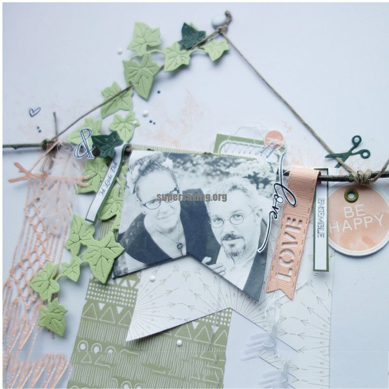 CH etiquettes Metal Cutting Dies Embossing Scrapbooking Stencil Craft Cut Dies For DIY Card Crafts Handmade