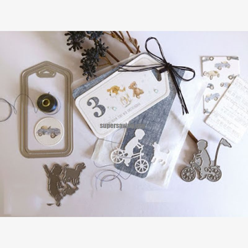 CH 2020 New Arrival Flower Set Metal Cutting Dies Stencils For Scrapbooking Photo Album Decoration Embossing Paper Card Craft