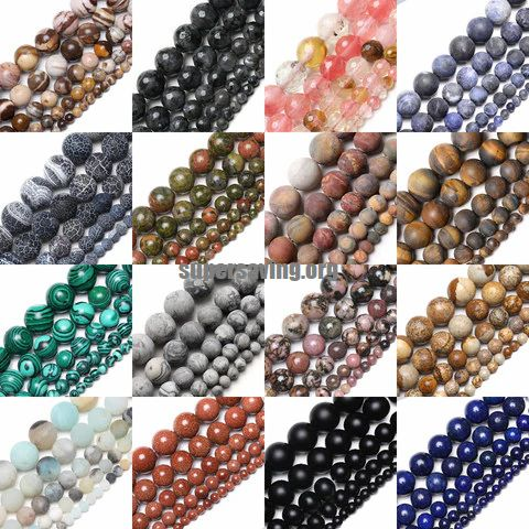 Natural Mixed Gem Stone Red Japsers Carnelian Lava Citrines Round Beads For Jewelry Making 4 12mm Loose Beads Diy Bracelets 15&39&39|Beads| | - </title> <meta na